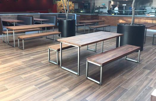 muebles para comedores industriales sill