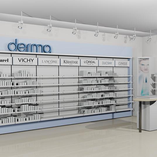 muebles perimetrales derma proyectarq 1