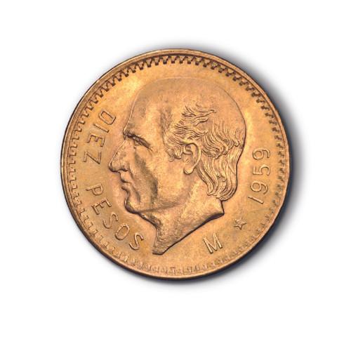 10 pesos Hidalgo