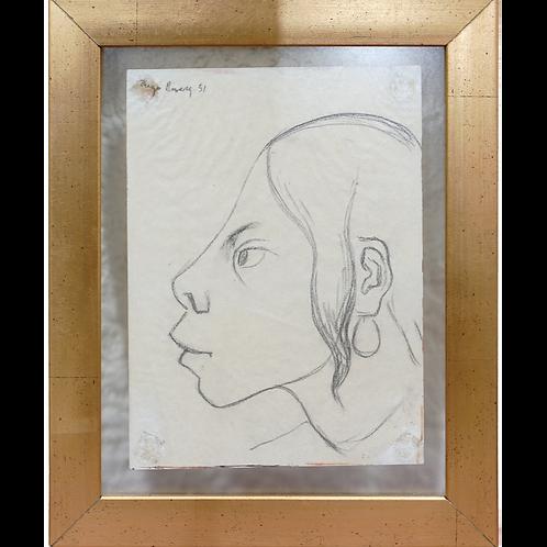 Diego Rivera (Guanajuato, 1886 - CDMX, 1957)