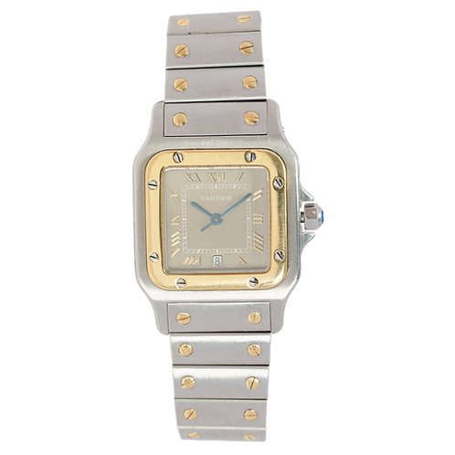Reloj marca Cartier
