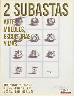 SUBASTA DE OPORTUNIDADES