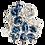 Thumbnail: Anillo de Zafiros con diamantes