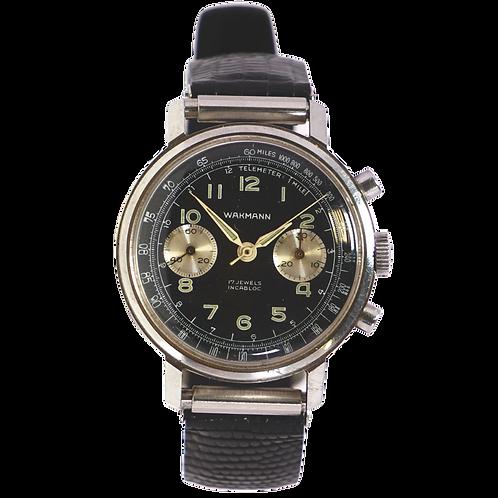 Reloj marca Wakmann