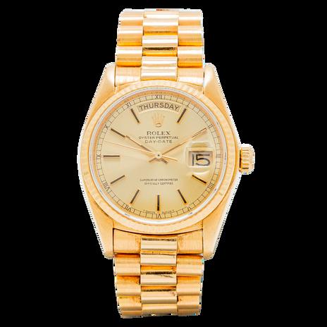 Reloj para caballero marca Rolex
