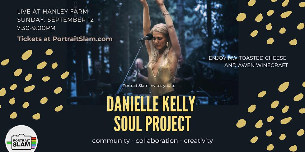 Danielle Kelly Soul Project - Live at Hanley Farm
