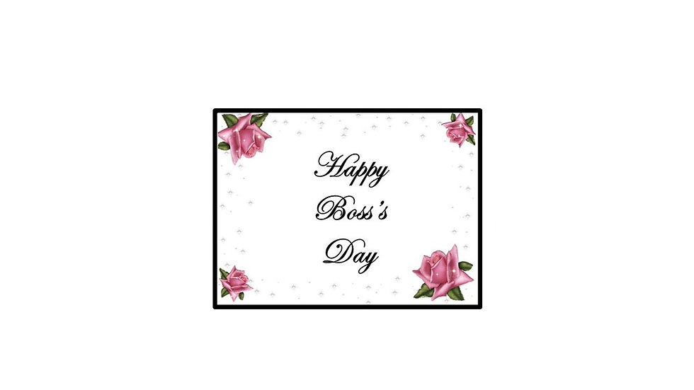 Boss's Day Floral