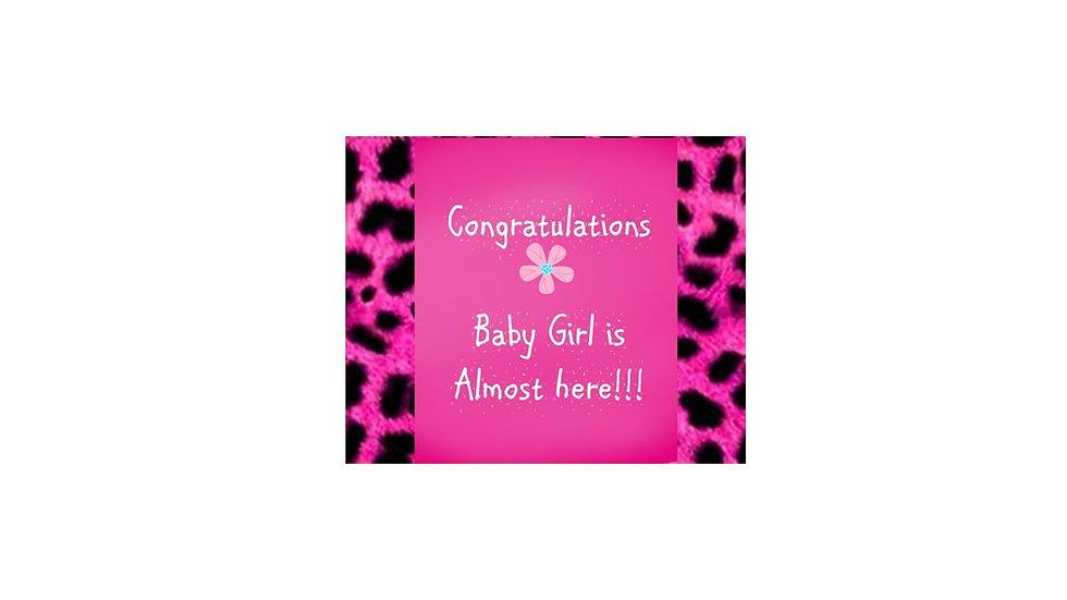 Congrats Pink Leopard