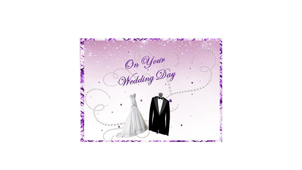 Wedding Day Gown & Tux