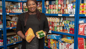 Food Banks and Business Coaching with Felicia