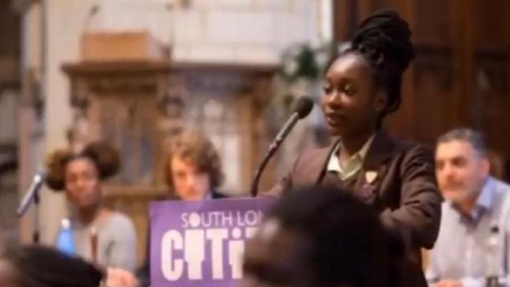A youth-led campaign to change the narrative around young people