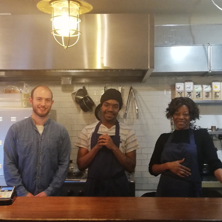Brewbird – A café that makes a difference