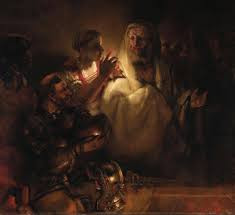 Visit to Rembrandt Exhibition at the Dulwich Picture Gallery