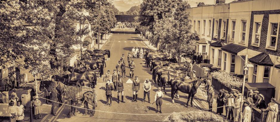 Peckham War Horse Project