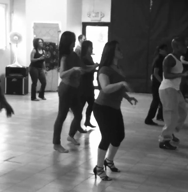 Sexy Bachata class with Oneof akind
