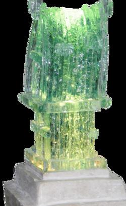 Lycian Grave (Glass)