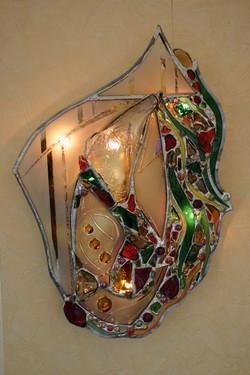 Tiffany Mix Lamp