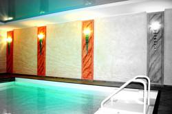 Pool Drop Lamp