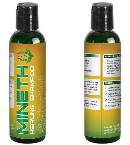Mineth Healing Shampoo