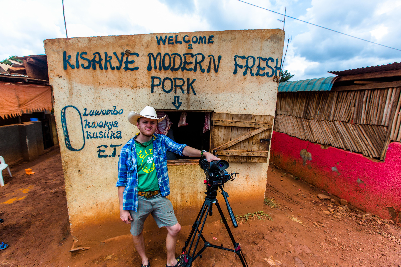 Uganda shoot