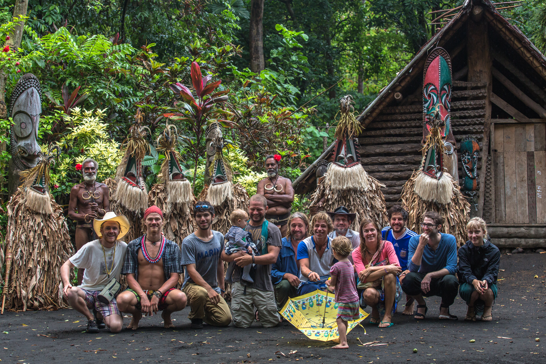 Custom Village Vanuatu