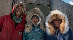 Inuit Locals Demarcation Bay 01