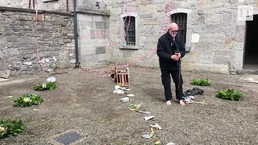 Irish Times Feature: Kilmainham Gaol opens its doors to performance artists