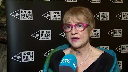 RTE SIX ONE NEWS: The London Irish Film Awards