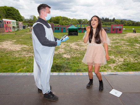 Ireland's First Festival Demonstration Takes place in Sligo