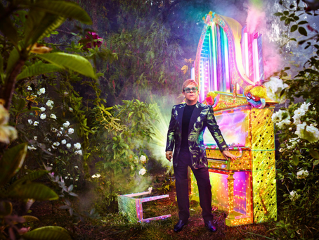 Elton John to Launch New Audio Device for Concerts