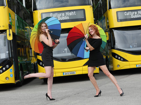 Culture Night Dublin: Everything you Need to Know