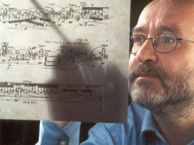 News Talk 106: Pat Kenny interviews The World's Greatest Composer Salvatore Sciarrino