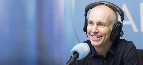 The Ray D'arcy Show, RTE Radio one, Interview with our clients about their forthcoming production