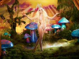 Daphne Guinness collaborates with David LaChapelle on New Music Video