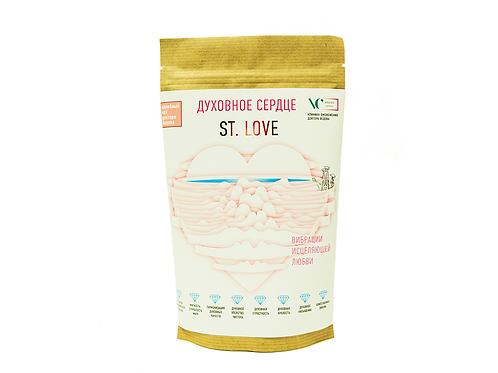 Чай «Духовное сердце» (St. LOVE) Сбор для развития душевных качеств