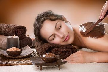 массаж спины лечение спины спа процедуры обертывания