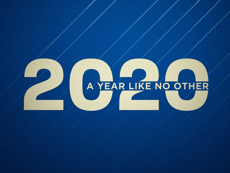 A Year To Remember 2020