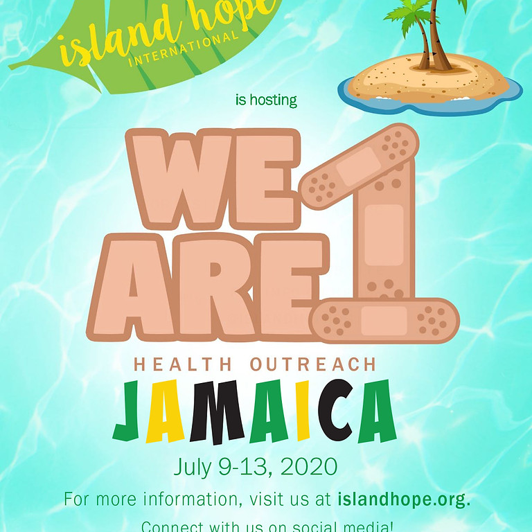 We Are One Jamaica Summer 2020