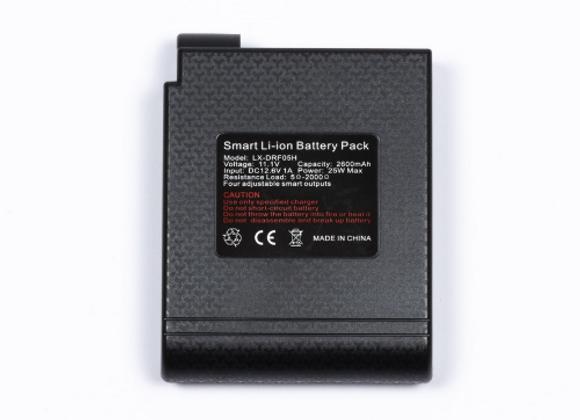 12 Volt Smart Lithium Ion Battery