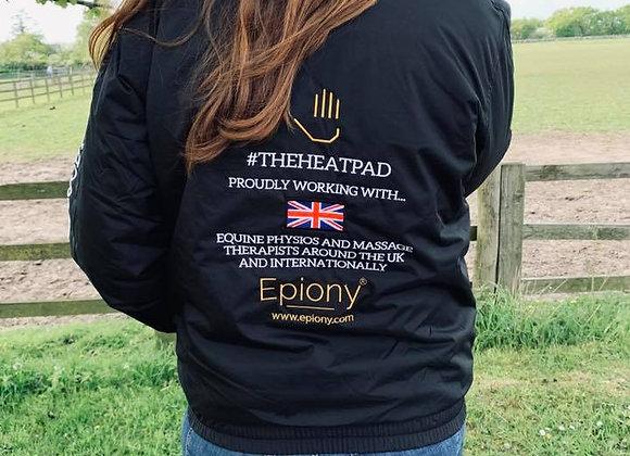 Epiony Branded Unisex Jacket