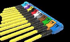 Secure LC Connectors