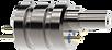 Hybrid Electrical Hermetic Feedthrough