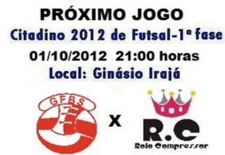 RC Livramento e Grêmio Santanense se enfrentam no Citadino 2012