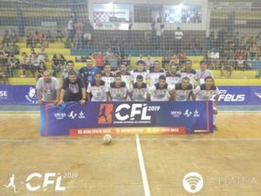 RC Livramento vence e está na grande final do Citadino de Futsal 2019
