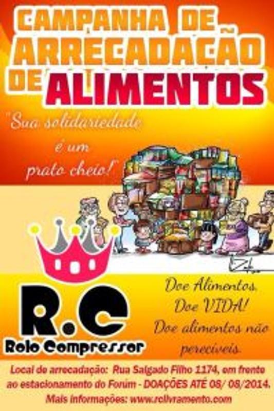 RC LIVRAMENTO E AÇÕES SOLIDÁRIAS