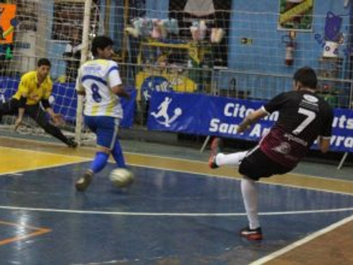 Em um jogo muito disputado, RC Livramento perde para a equipe do Vitéllio Gazapina