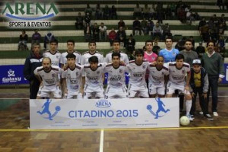 Citadino de Futsal 2015 - RC x Santos