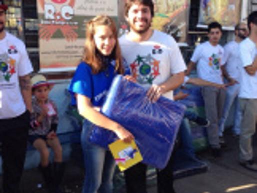 Segunda etapa da Campanha de Agasalhos 2015 do RC Livramento é encerrada com êxito