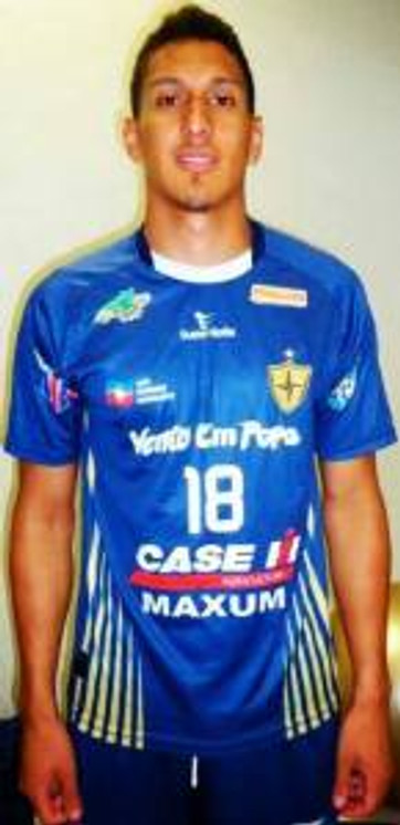 Natan Soares terá como Treinador o ex-jogador de Futsal e Campeão do Mundo Fininho