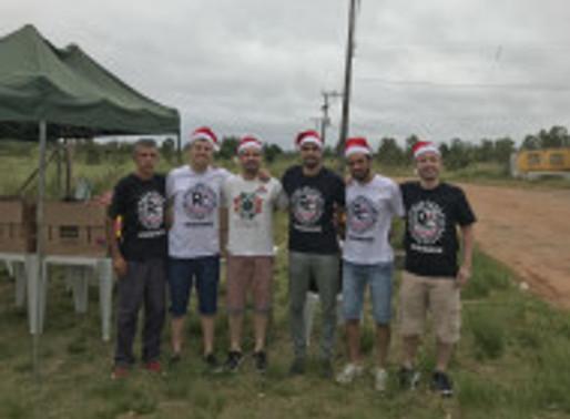 Campanha de Natal do RC Livramento proporcionou alegria para mais de 700 crianças